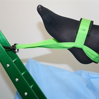 De Mayo Ankle Distractor™ Sterile Protective Pad & Strap