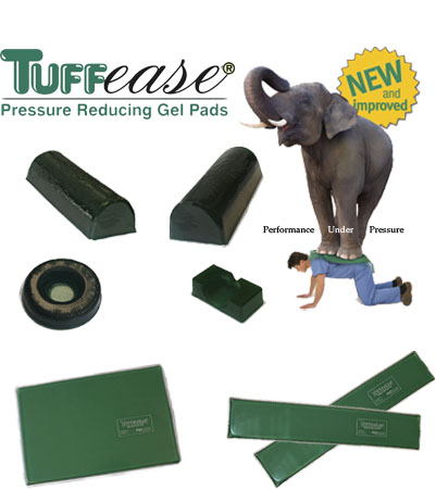 Tuffease Pressure Ulcer Prevention Gel Pads Preventing Presure