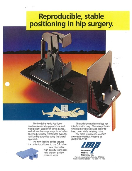 IMP Surgical Positioning Devices