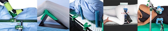 Surgical patient positioning equipment by IMP